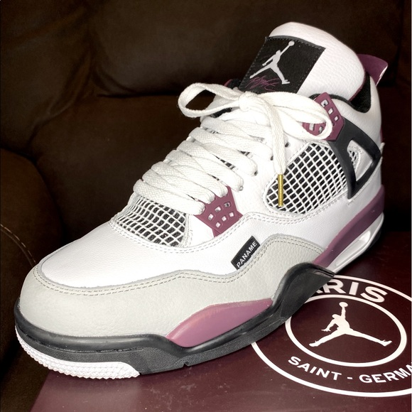 Jordan Shoes Air Jordan 4 Retro Psg Paris Saint George Poshmark